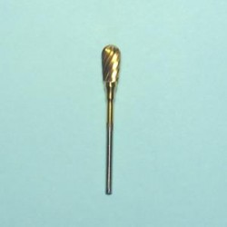 Frees HM Titanium-Nitride Coated 6,0mm Ø