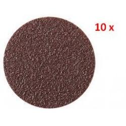 Schuur plakschijfjes 20mm Ø 10st K100