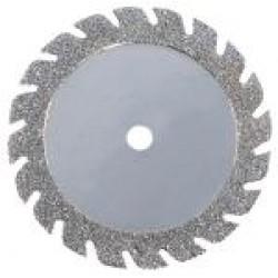 Diamantschijf 22mm Ø gesegmenteerd